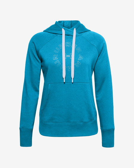 Under Armour Rival Fleece Metallic Sweatshirt