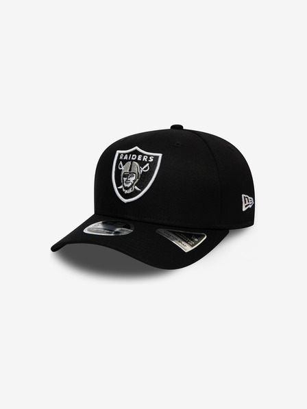New Era Oakland Raiders Team Stretch 9FIFTY Cap