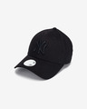 New Era New York Yankees Essential All Black 9Forty Cap