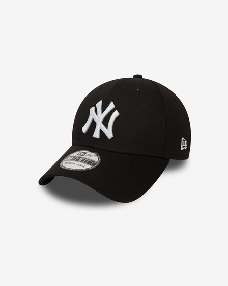 New Era NY Yankees Classic Black 39Thirty Cap