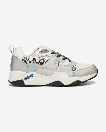 Napapijri Trainers Leaf Low Iridescent Sneakers