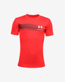 Under Armour Tech™ Lockup Stripe Kids T-shirt