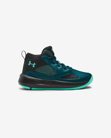 Under Armour Pre-School UA Lockdown 5 Basketball Kids Sneakers