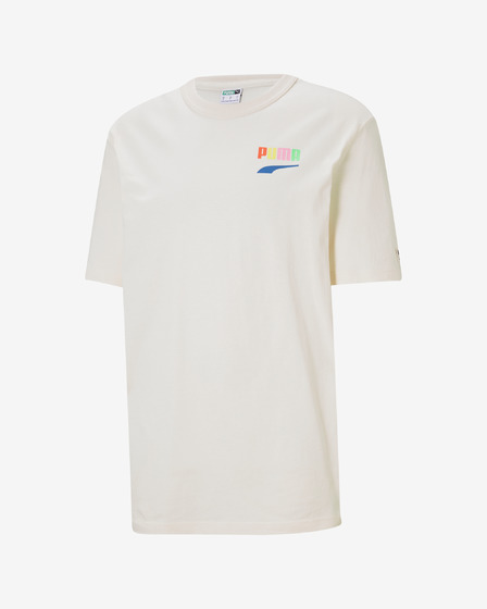 Puma Downtown Graphic T-shirt