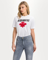 DSQUARED2 Canada Flag T-shirt