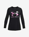 Under Armour Tech™ Graphic Print Fill Big Logo Kids T-shirt