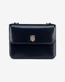 Tommy Hilfiger Monogram Plaque Cross body bag