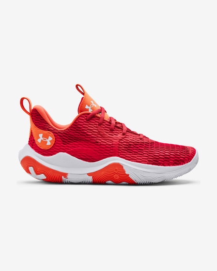 Under Armour Spawn 3 Basketball Sneakers
