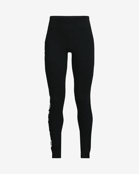 Under Armour Sportstyle Branded Kids Leggings