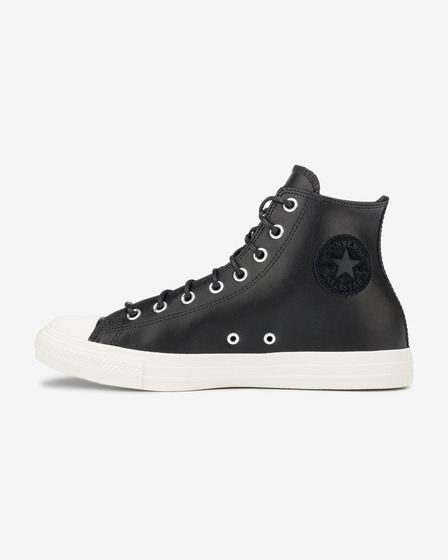 Converse Chuck Taylor All Star High Color Leather Sneakers