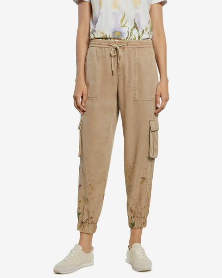 Desigual Babel Trousers