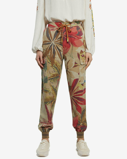 Desigual Touche Trousers