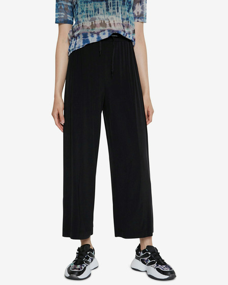 Desigual Fluid Trousers