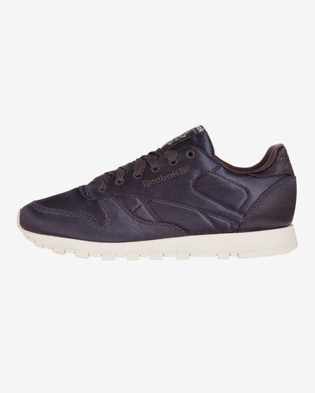 Reebok Classic Leather Satin Sneakers