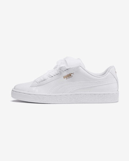Puma Heart Patent Sneakers
