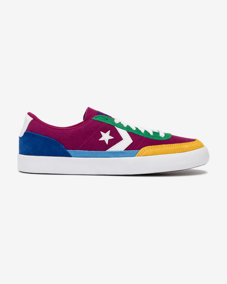 Converse Twisted Prep Net Star Sneakers