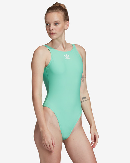 adidas Originals Trefoil One-piece Swimsuit