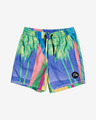"Quiksilver No Destination 14"" Kids Swimsuit"