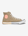Converse Chuck Taylor All Star Happy Camper Patch Sneakers