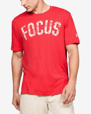 Under Armour Project Rock Focus T-shirt