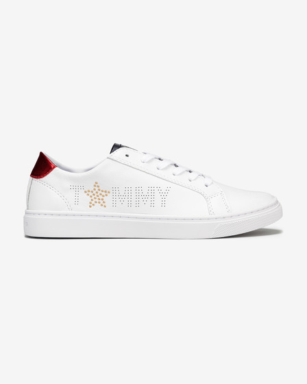 Tommy Hilfiger Tommy Star Metallic Sneakers