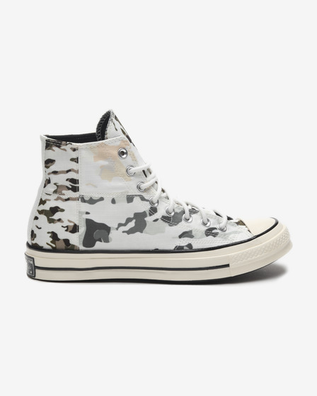 Converse Chuck 70 Blocked Camo Sneakers