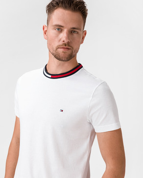 Tommy Hilfiger Cool Contrast Collar T-shirt