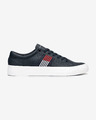 Tommy Hilfiger Signature Leather Sneakers